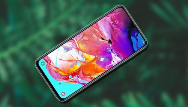 Samsung Galaxy A70 2019 SM-A705F