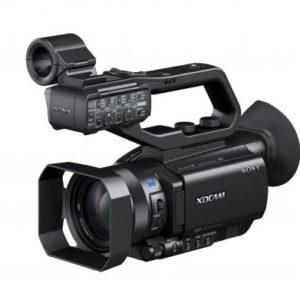 Filmadoras Sony