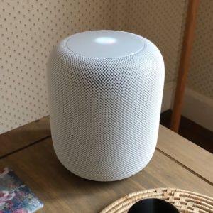Apple HomePod (White) MQHV2LL/A