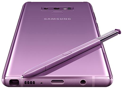 SamsungGalaxy NOTE 9 SM-N9600 4G LTE