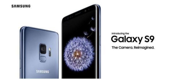 Samsung Galaxy S9 4G LTE SM-G9600